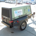 Air Compressor - 185 CFM - Towable - Diesel