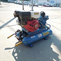 Air Compressor - 16 CFM - 8 HP Wheelbarrow - Gas